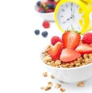 Leckere und gesunde Rezepte für das Frühstück