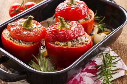 Zwei Rezepte mit Paprika, die Sie ausprobieren sollten