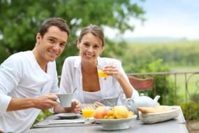 Auch ausser dem Haus gesund essen