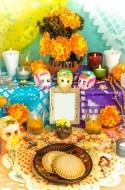 Mexikanische Rezepte für den Allerheiligen Tag