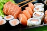 Zwei kalorienarme und einfache Sushi Rezepte