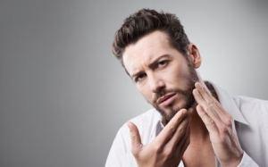 Einen vollen Bart mit Naturheilmittel