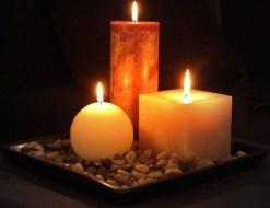 Geschichte der Kerzen