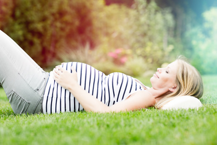 Eine angemessene Ernährung während der Schwangerschaft