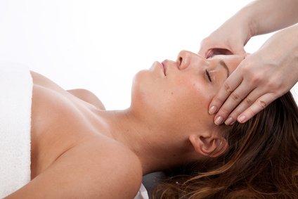 Gesichts – Reflexologiemassage: eine Alternative für die Gesundheit