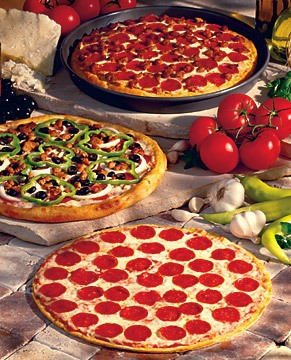 Pizzas für verschiedene Gelegenheiten