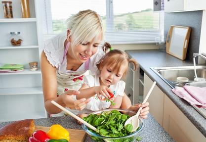 Vegetarische Rezepte für Babys und Kinder