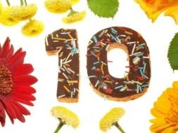 10 Gründe für eine vegetarische Ernährung