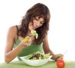 Gut kauen verbessert ihre Verdauung und verhindert Übergewicht