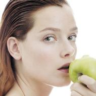 Apfel heilt Magen (Geschwüre, Schmerzen, Sodbrennen, Gastritis, etc.)