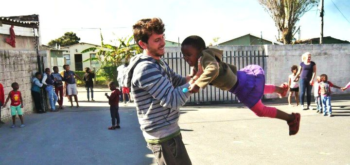 little girl south africa