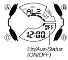 G-Shock GA-110 / 5146 Alarmzeit Einstellen