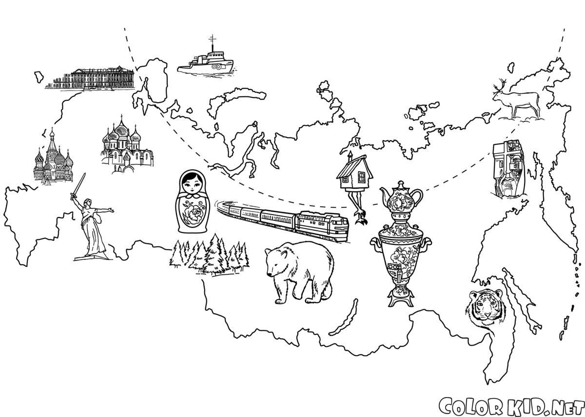 Malvorlagen Russische Tnzerin