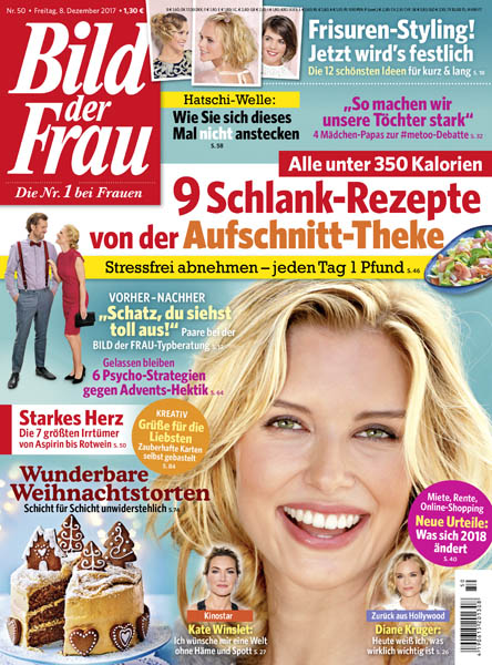 Bild Der Frau 08 12 17 Download PDF Magazines Deutsch Magazines