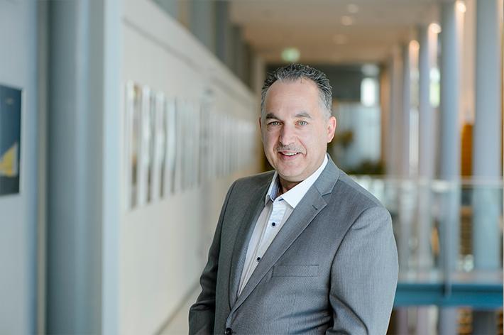 Michael Nohl, Geschäftsführer der abaNET AG, Platinum Partner der DocuWare GmbH und Tochterunternehmen der Step Ahead AG