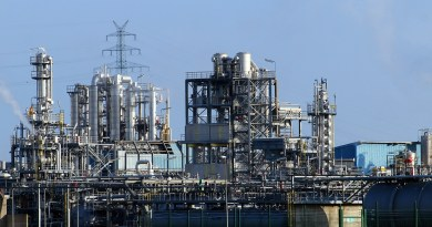 Themenseite: Mineralöl-Industrie