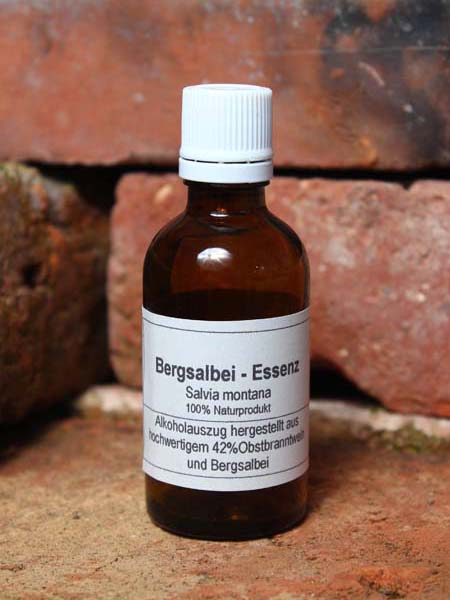 Bergsalbei-Essenz 50ml