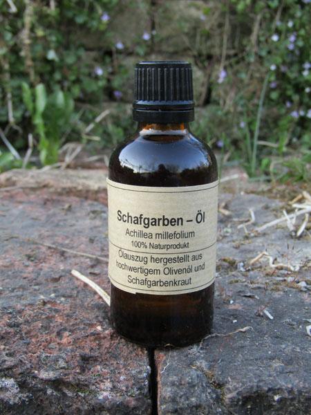 Schafgarben-Öl