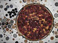 Fruchtwähe mit Beeren