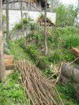 Kostenlos Garten gestalten DIY Flechten - Der einfache Weg Flechtmaterial liegt bereit