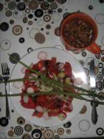 Prostata und Rohkost Rohkost Mittagessen