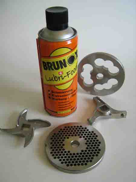 Brunox Lubri-food Spray