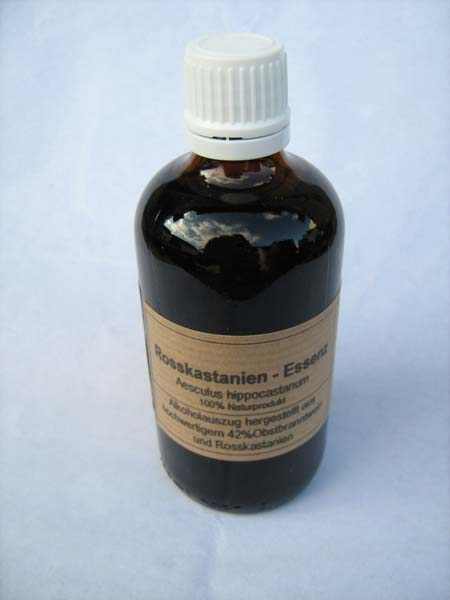 Rosskastanien-Essenz 100ml