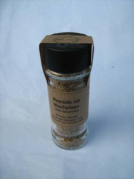 Pilz-Salz Meersalz+Mischpilze