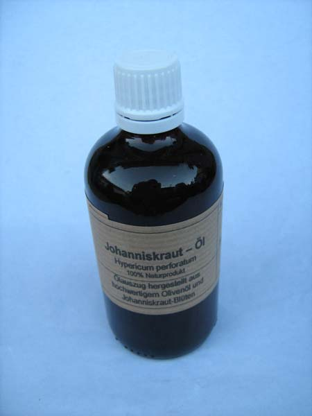 Johanniskraut-Öl 100ml