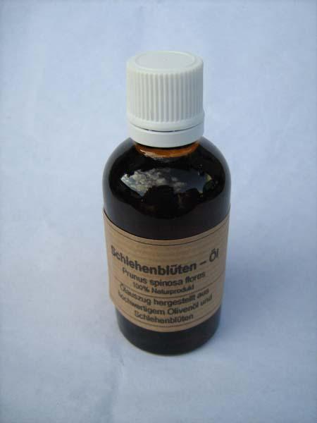 Schlehdornblüten-Öl 50ml