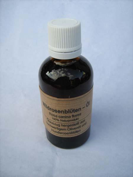 Wildrosenblüten-Öl 50ml