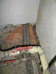 Wärme aus Biomasse - Sparen beim Heizen - Anleitung zum Eigenbau (Teil 2/4) BM Wanddurchbruch