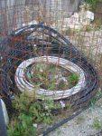 Biomasse Heizung Eigenheim - DIY Bauanleitung und Sparen (Teil 3/4) Gitter u Leitungen vom BM