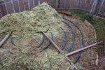 Heizen mit Biomasse - DIY mit wenig Geld Heizung bauen (Teil 1/4) weitere Lage Leitungen