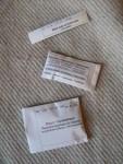 Samentüten selber machen - Samentüten-Vorlagen Gratis herunterladen 3 Groessen im Angebot