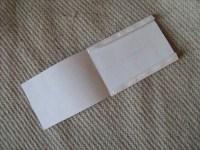 Samentüten selber machen - Samentüten-Vorlagen Gratis herunterladen offen mit Leimfalzen