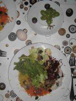 herbstlicher Rohkost-Salat