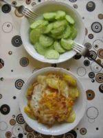 Schnelles Mittagessen mit Entenei