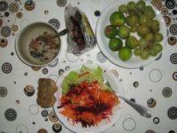 Rohkost Hobelsalat