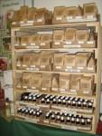 Quittenschalen-Öl uvm am Messestand kaufen