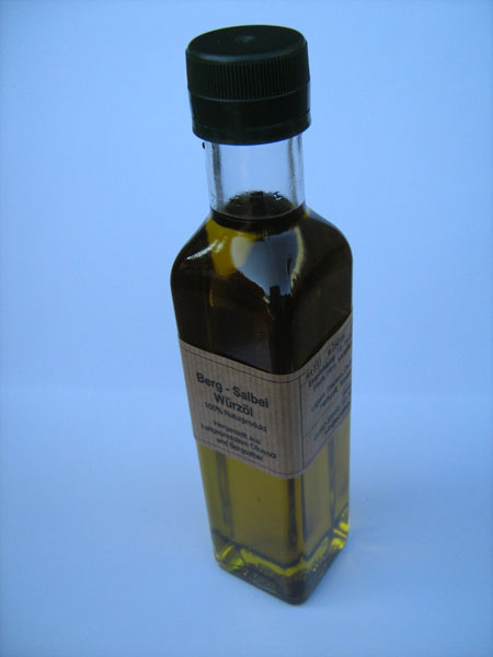 Bergsalbei Würz-Öl e250ml