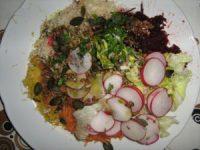 Rohkost Salat Maximus