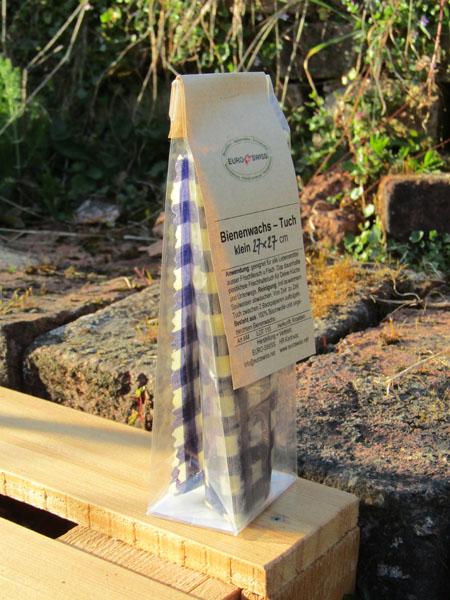 Bienenwachs Tuch klein
