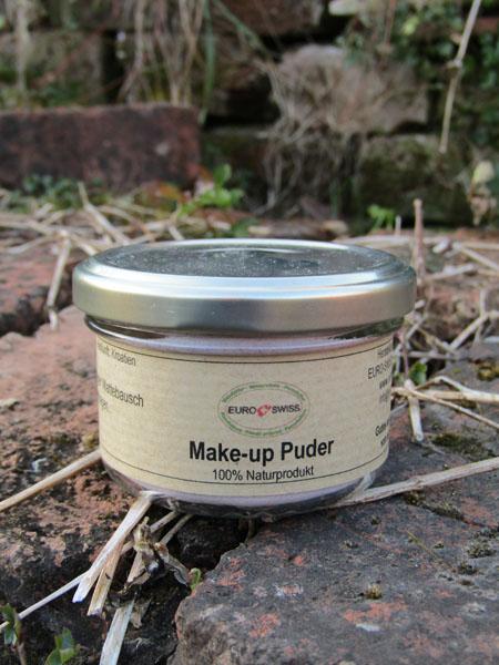 Natur Gesichts-Make-up Puder