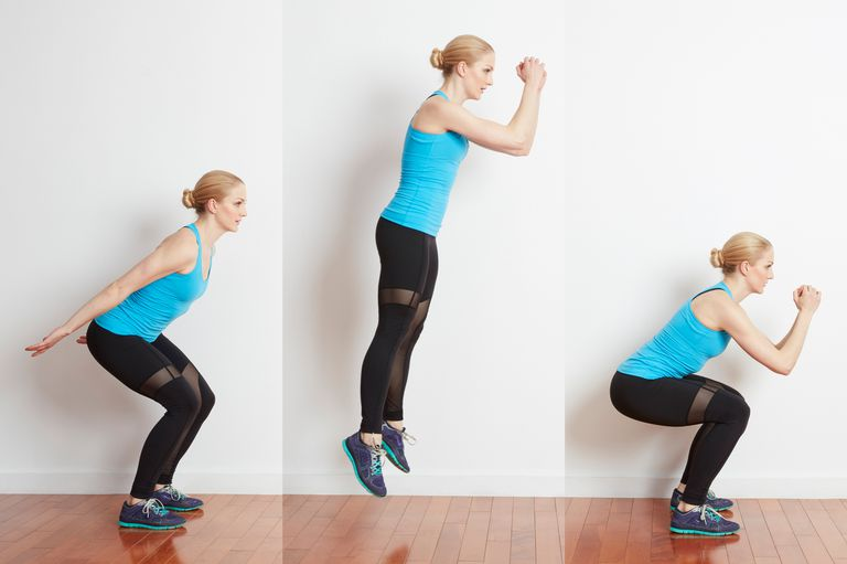 HIIT 40-20 Menopause Cardio Workout