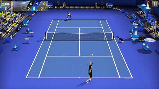 3D Tennis cheathackgameplayapk modresources generator 1