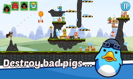 Angry Duck – Angry Chicken – Knock down 1.2.7 cheathackgameplayapk modresources generator 3
