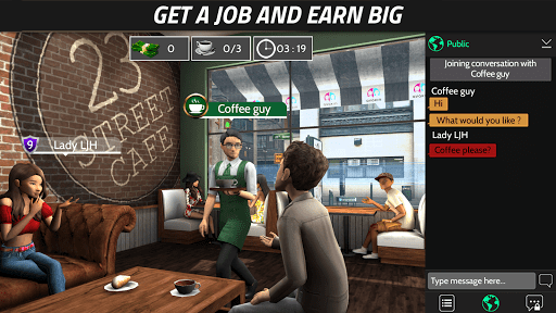 Avakin Life – 3D virtual world cheathackgameplayapk modresources generator 4