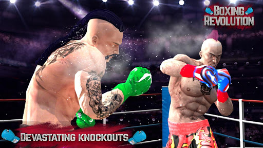 BOXING REVOLUTION – BOXING GAMES KNOCK OUT 1.5 cheathackgameplayapk modresources generator 2