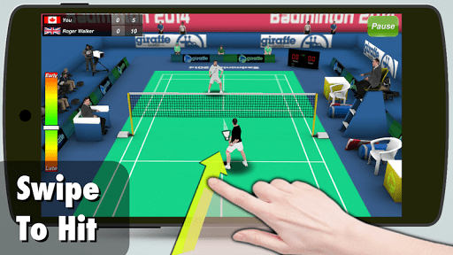 Badminton 3D cheathackgameplayapk modresources generator 1